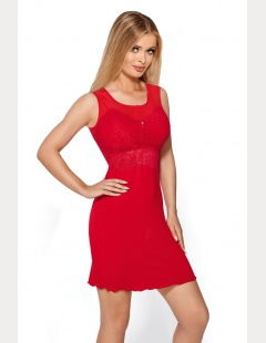 DANTELLE  halka NIGHTDRESS red